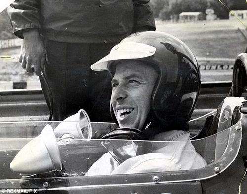 Jim Clark passed away at Hockenheim in 1968 but is one of British racing's greats