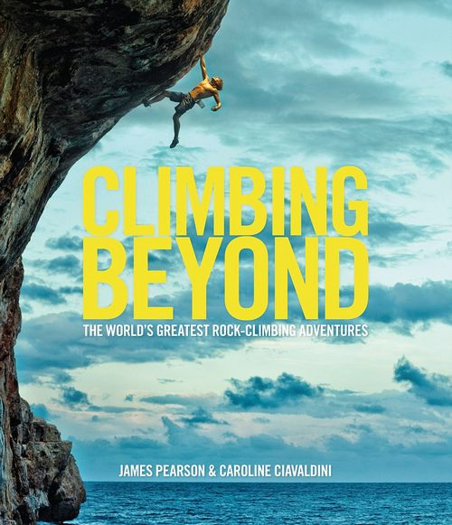 A book that may leave you with sweaty palms if you're scare of heights. Mr Pearson said that the climbs featured in the book are 'awesome, inspirational locations that will in one way or another challenge the reader to explore their own limits'
