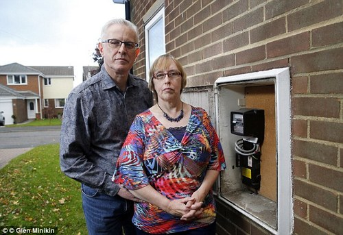 Terence and Jean Dosdale fear energy firms will use the data about their power usage to introduce surge pricing at peak times