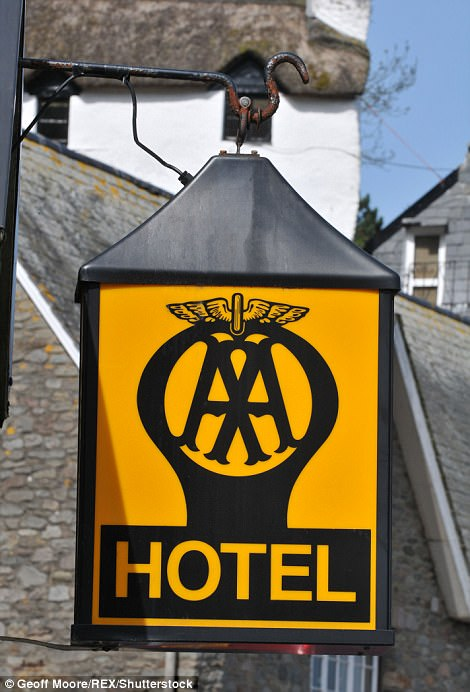 Cream of the crop: The AA has announced the winners of its 20th annual Hospitality Awards