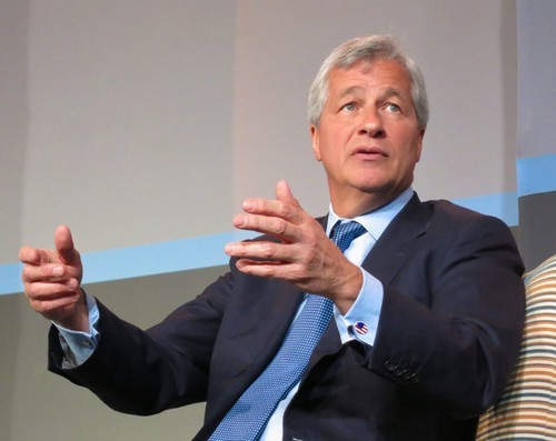 He's Back! Jamie Dimon's JP Morgan Chase Ponders Bitcoin-Futures Move