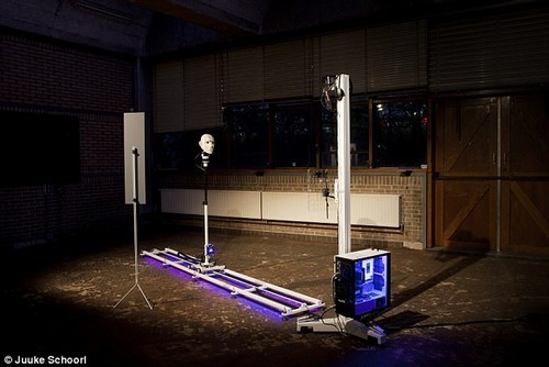 Four out of five people who have tested the equipment have reported experiencing sensations of physically moving or being resent in a different location. A few have even recorded being in two places at once.