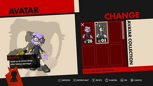 Creating Extra Avatars Sonic Forces Post Game Guide