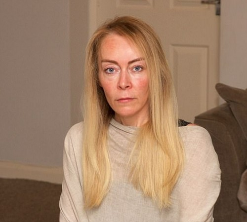 Angela Young (pictured), a 47-year-old hairdresser from Stockport, described the pain of a vaginal mesh as: 'It's as if you have a handful of needles shoved between your legs'