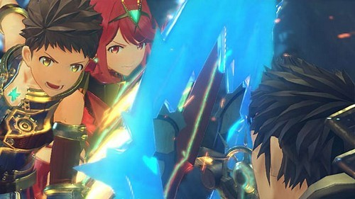 State of Nintendo in 2017 Game Library Xenoblade Chronicles 2