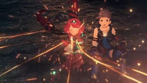 Xenoblade Chronicles 2 Review XC2 Voice Acting and Gameplay Performance FPS