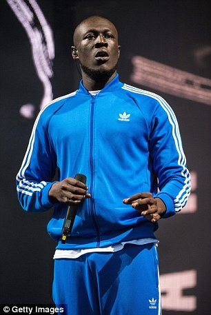 Stormzy heavily references cannabis in 'Shut Up' - which reached number 8 in the charts