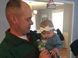 Officer donates part of his liver to save baby's life