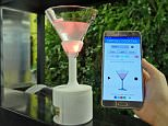 Virtual cocktail lets you change drink's flavour using app