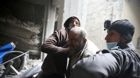 'Truth is the 1st casualty of war': Syria's East Ghouta battleground distorted by MSM propaganda