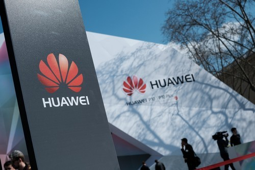 Huawei blockchain enabled phone