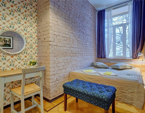 Art Hostel in the center of Moscow. TOP-3. Confirmed profit