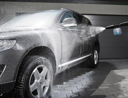 Car wash in the municipality of Pr.Vernadsky in the property