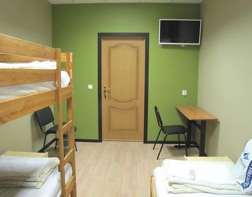 Hostel in non-residential building near Crocus Expo