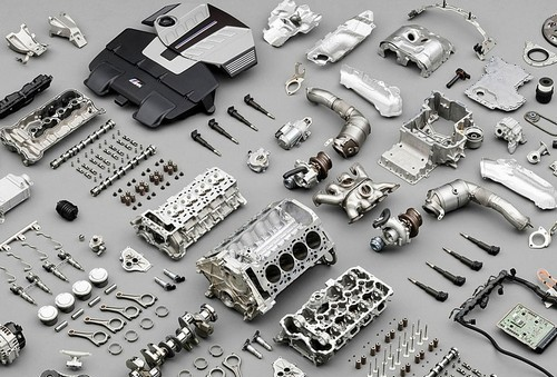 Profitable auto parts store in Khimki.