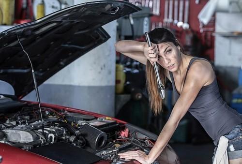 Profitable car service, Kashirskoye sh