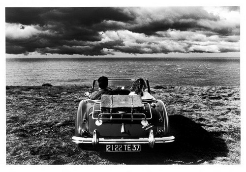Normandy 1993, by Gianni Berengo Gardin