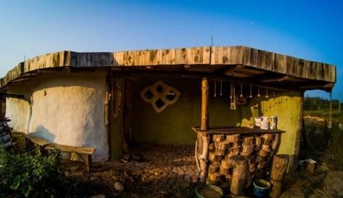 Эко-строительство по-белорусски.