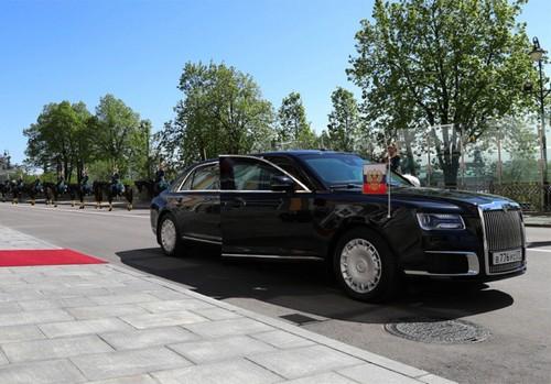 Автомобиль проекта Кортеж.