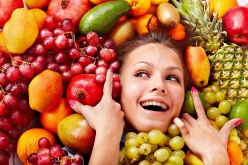 Витамины придают коже сияющий вид. /Фото: www.syl.ru