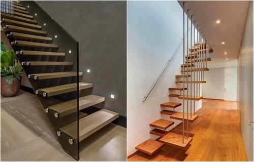Фантастические лестницы, которые способны полностью преобразить интерьер.
