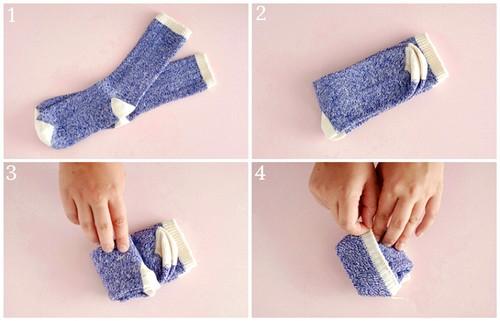 Инструкции, которые научат складывать одежду как профи.