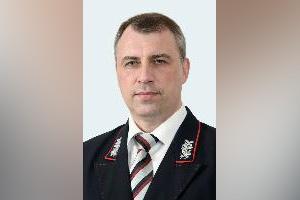 Новый начальник ЗСДЖ Александр Грицай