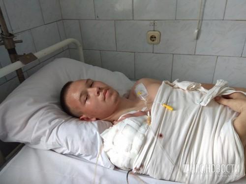 Дмитрия Болденкова, раненного 10 мая в колледже, ждёт долгое восстановление