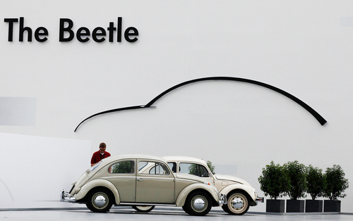 Почему Volkswagen избавляется от Beetle
