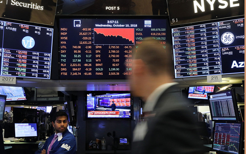 Станет ли обвал американских акций началом кризиса