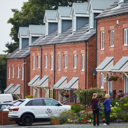 Buy-to-let has skewed housing market and must be curbed, says thinktank