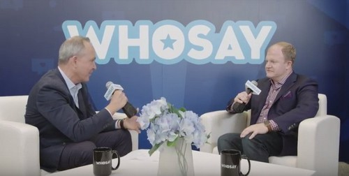 whosay president rob gregory interviews clorox cmo eric reynolds