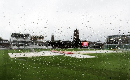 County cricket – Sussex and Middlesex in action on rain-hit day – as it happened