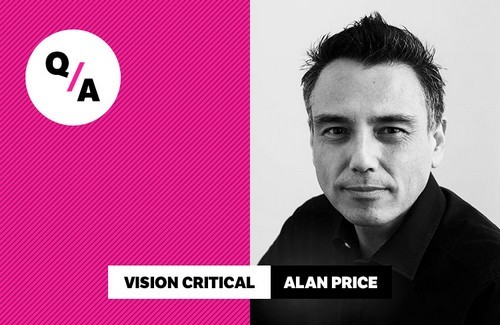 Creating work for fun: Q&A with Vision Critical Chief Technology Officer, Alan Price