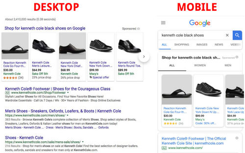 Google, Amazon and the relationship between paid search and ecommerce
