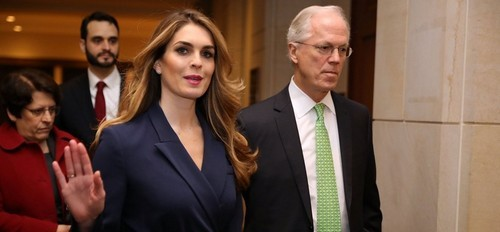 Hope Hicks Violated a Core Value of PR: Tell the Truth
