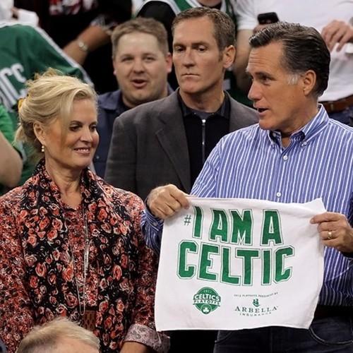 Mitt Romney turns basketball heckler as Utah Jazz down Oklahoma City Thunder