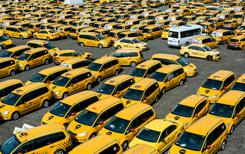 История рынка агрегаторов такси Прокатиться на $300 млрд