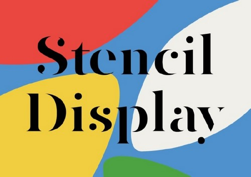 10 Fresh Font Styles for You to Use in Your Designs — Stencil Display