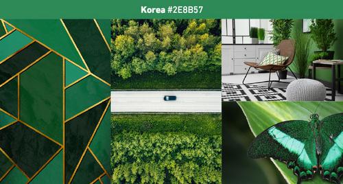 2019 Color Trends – Korea