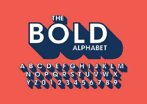 Top 10 Print Design Styles to Know About for 2019 — 3D Typography