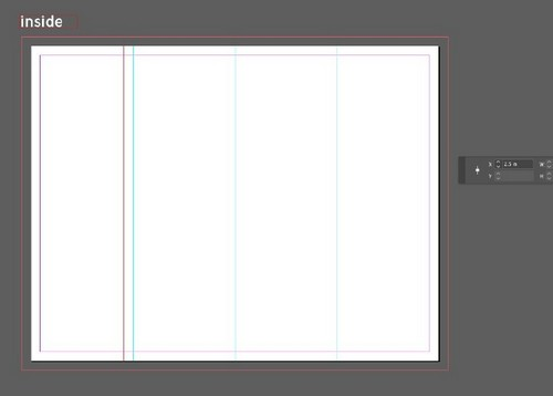 A Beginner's Guide to Creating Gate Fold Flyers in Adobe InDesign — Margin Spaces