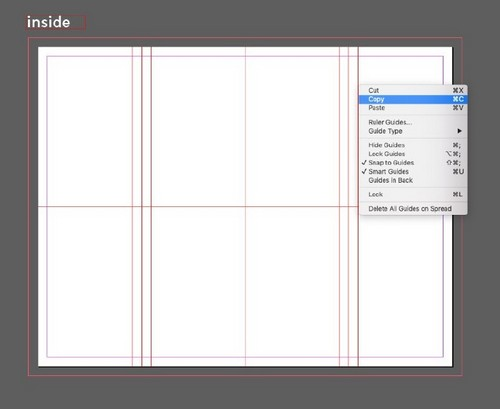 A Beginner's Guide to Creating Gate Fold Flyers in Adobe InDesign — Copy Guides
