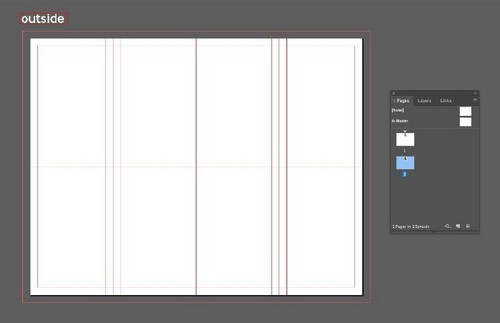 A Beginner's Guide to Creating Gate Fold Flyers in Adobe InDesign — Paste in Place