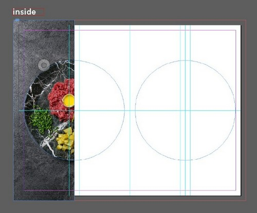 A Beginner's Guide to Creating Gate Fold Flyers in Adobe InDesign — Scale the Image