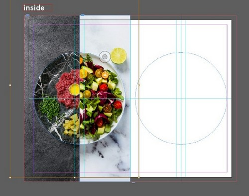 A Beginner's Guide to Creating Gate Fold Flyers in Adobe InDesign — Scale to Fit