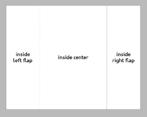 A Beginner's Guide to Creating Gate Fold Flyers in Adobe InDesign — Page One