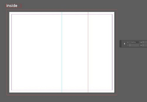 A Beginner's Guide to Creating Gate Fold Flyers in Adobe InDesign — Set Guides