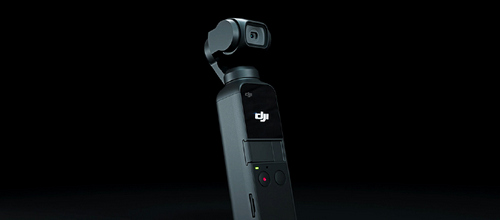 DJI Announces the Tiny Camera System Osmo Pocket — A Reasonable Pricetag