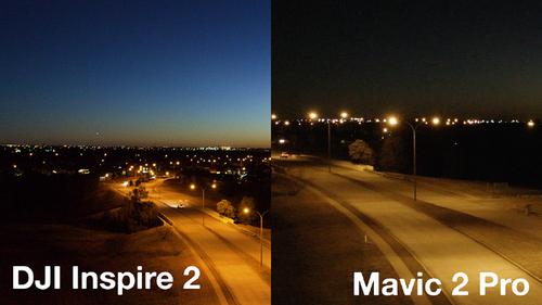 Drone Comparison: DJI Mavic 2 Pro vs. DJI Inspire 2 — Side By Side
